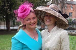 Margaret Considine and Mary Heffernan